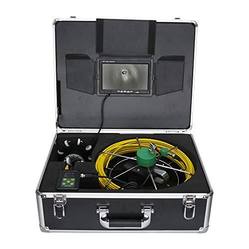 SISHUINIANHUA Cámara de Video de inspección de tubería WiFi DVR inalámbrica de...