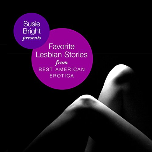 My Favorite Lesbian Stories from Best American Erotica cover art