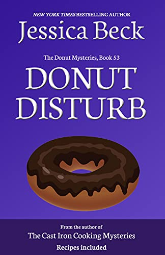 Donut Disturb (The Donut Mysteries Book 53) by [Jessica  Beck]