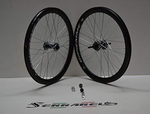 Cicli Ferrareis Ruote o Cerchi 20 Nere graziella BMX MTB da 1a 7 velocit Personalizzabile - 1v