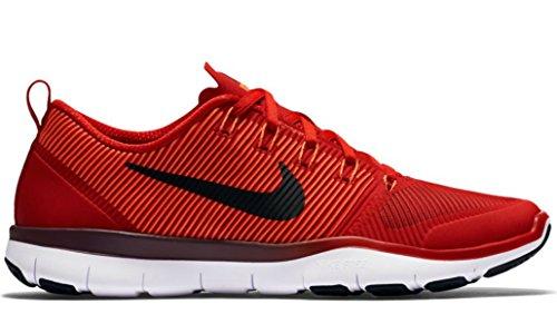 Nike Men's Free Train Versatility University Red/Black Ankle-High Cross Trainer Shoe