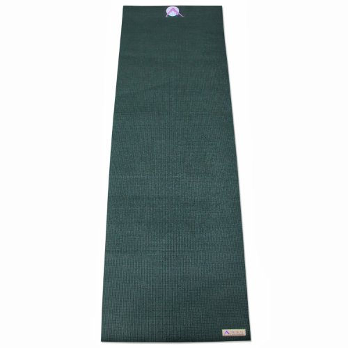 Aurorae Classic/Printed Extra Thick and Long 72' Premium Yoga Mat with Non Slip Rosin Included