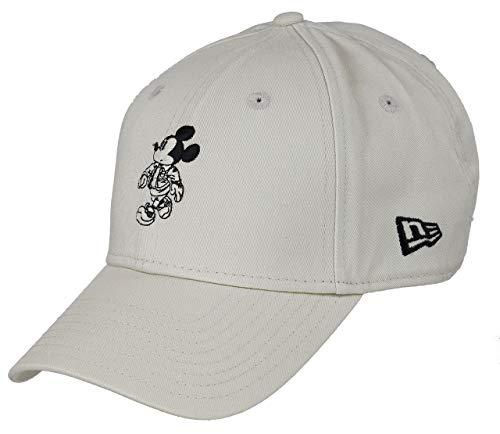 New Era Mickey Maus New Era 9forty Verstellbar Basecap Disney Hellbeige - One-Size