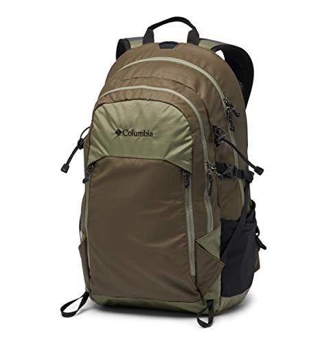 Columbia Silver Ridge 30L Backpack Mochila, Verde oliva/Verde piedra, Talla única para Hombre