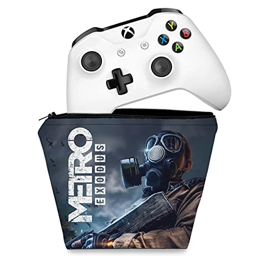 Capa Xbox One Controle Case - Metro Exodus