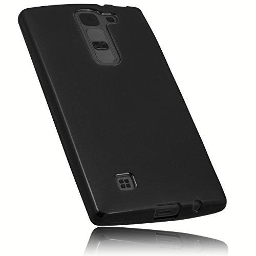 mumbi Hülle kompatibel mit LG G4C / Magna Handy Case Handyhülle, schwarz