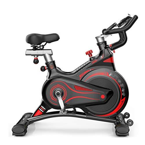 YUTRD Zcjux Bicicleta giratoria en casa, Completamente rodeada, silenciosa, Inteligente, Bicicleta de Ejercicio, Equipo de Ejercicio físico, Pedal de Interior, Bicicleta Deportiva