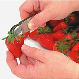 Strawberry Huller (2) Pack Stem and Leaves Remover - Kitchen Tools & Gadgets