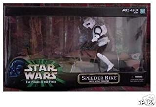 Star Wars 12 Inch Scale Scout Trooper w/ Speeder Bike