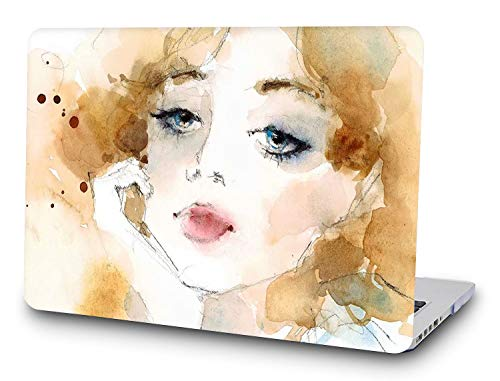 SAYA Protective Waterproof Hard Case Cover Shell for MacBook Pro 13 Inch Model A 1278 Non-Retina(Paint
