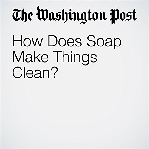 How Does Soap Make Things Clean? copertina