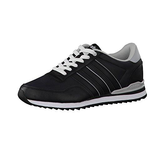 adidas Jogger Cl, Chaussures de Tennis Homme, Noir (Negbas/Negbas/Onicla), 40 2/3 EU ( 7 UK )