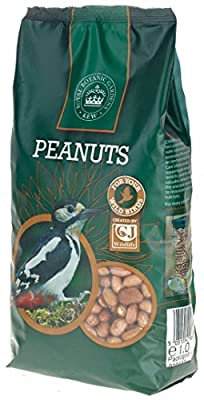 Kew Wildlife Care Collection 1Kg Kew Peanuts from CJ Wildbird Foods Ltd