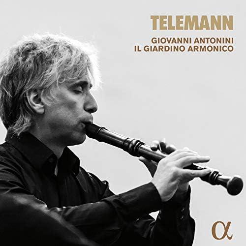 Giovanni Antonini, Tindaro Capuano, Enrico Onofri & Il Giardino Armonico