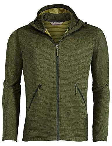 VAUDE Mens Hemsby Jacket II Grün, Herren Freizeitjacke, Größe M - Farbe Spinach