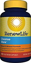 From the Number 1 Cleansing Brand: Renew Life Knows Cleanses, That's Why We Created Cleanse More, a Potent Herbal Formula With Natural Magnesium, to Help Relieve Occasional Constipation in Adults High-Quality Guarantee: Renew Life Is the #1 Cleansing...