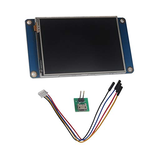 Nextion 2.8'' Display Screen HMI Smart 2.8 inch LCD Module 320x240 TFT Touch Panel NX3224T028 for Arduino Raspberry Pi DIYmalls