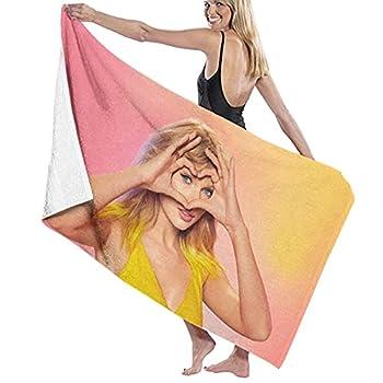 Jerukqu Tay_Lor Swi_Ft Super Soft Plush Cotton Beach Bath Pool Towel for Travel Swimming Bath Camping and Picnic