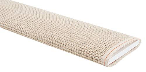 Zweigart Smyrna Stramin, 80 cm breit, Meterware, Natur