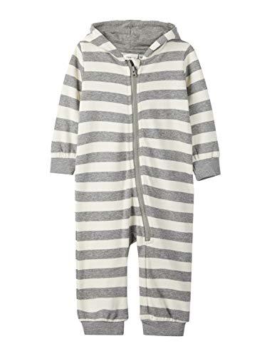 NAME IT Baby Jersey-Overalls Gr.56-86 Overall Einteiler Reißverschluss Anzug neu!, Größe:62