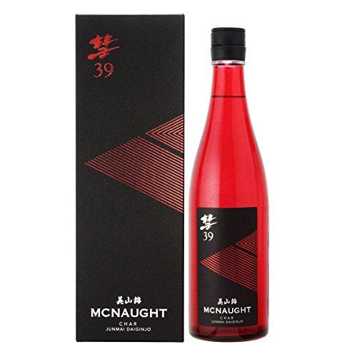 日本酒 彗 39 -シャア - MCNAUGHT マックノート 720ml 純米大吟醸 美山錦 ギフト プレゼント