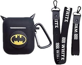كارتون باتمان هواوي Freebuds 2 Pro سماعة حماية انخفاض القضية