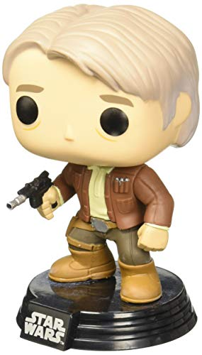 Funko POP Star Wars: Episode 7 - Han Solo Action Figure image