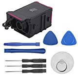 Soapow Portable Server Cooling Fan Cooler for HP DL360p/DL360e/G8 with Tool Kit
