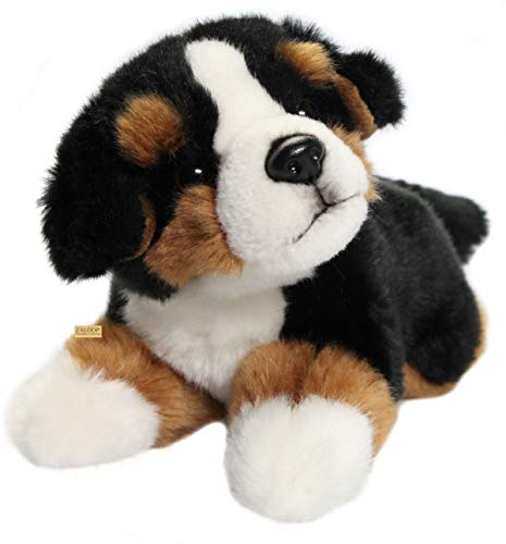 Zaloop Berner Sennenhund ca. 25 cm Plüschtier Kuscheltier Stofftier Hund 95