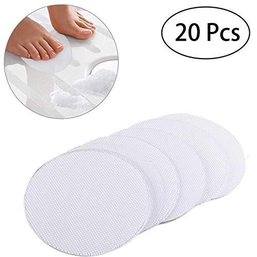 JIUYUE matten 10/20 stks anti-slip veiligheid bad douche Stickers PEVA lijm schijven niet-giftige anti-bacteriële mat