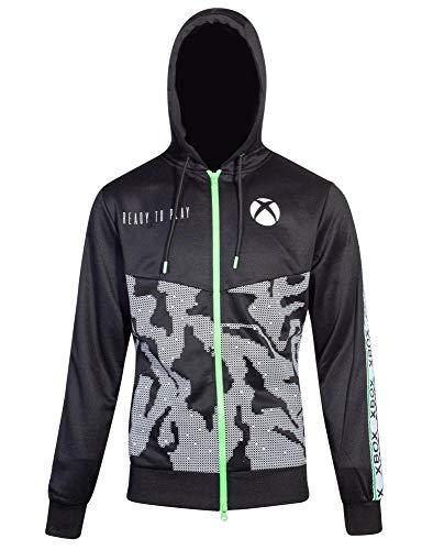 Xbox - AOP tech Male - Hoodie | offizielles Merchandise, Größe:XL
