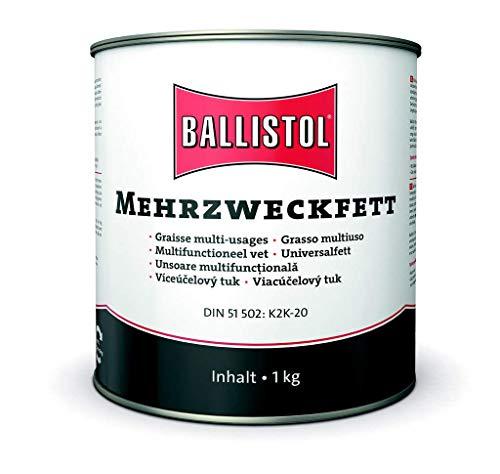 Ballistol Dose Mehrzweckfett Eimer, 1 kg, 25351