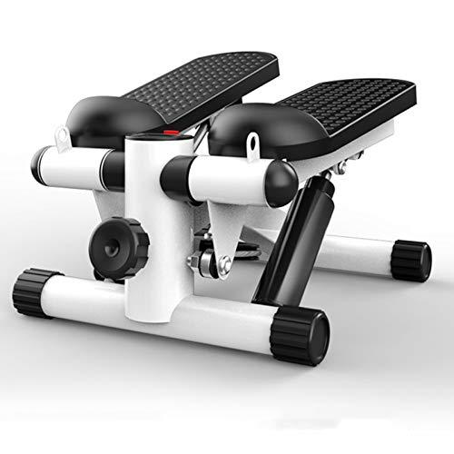LUO Material de Gimnasio Mini Escalera de Escalera para el hogar, máquina de Escalada sin instalaciones, máquina de Adelgazamiento de Cintura Multifuncional, máquina de Pedal de Estufa