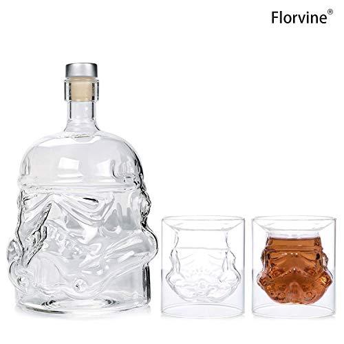 comprar vasos whisky star wars on-line