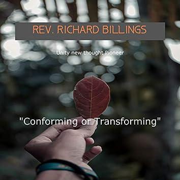 Conforming or Transforming (Live)