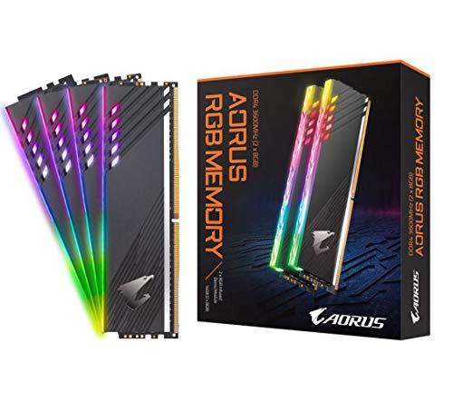 GIGABYTE DDR4 16GB Kit 2x8GB PC 3600 AORUS RGB GP-AR36C18S8K2HU416RD