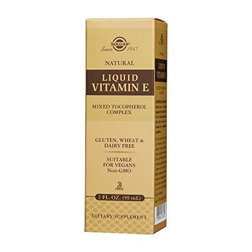 Solgar Natural Source Liquid Vitamin E - 59.2 ml