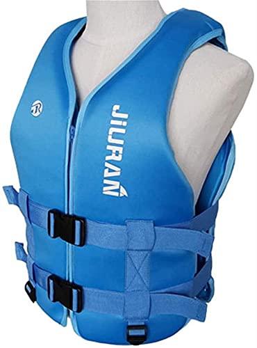 WENC Jackets de Vida Adultos, Flotador Salvavidas para Mujer para Mujer de Aguas Blancas Tour de Mar Reláneo Paddle Boarding Vieja Vida Chaleco Snorkel Chaleco para Buceo Snorkel Natación