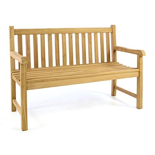 Divero Divero 2-Sitzer Holzbank Gartenbank Sitzbank Bild