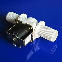 Válvula Magnética – Sensor de Válvula de Entrada Normalmente Cerrado para Fuente de Bebida Cafetera Lavavajillas G3/4 DN20 DC12 V 420 MA 5 W