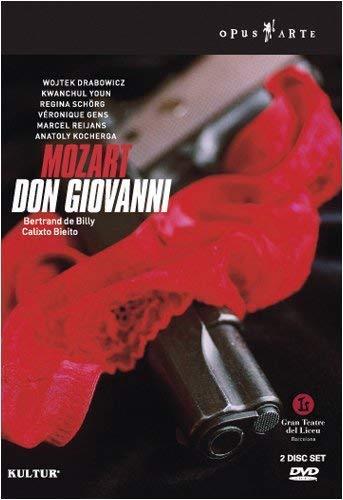 Mozart - Don Giovanni / Drabowicz, Youn, Schorg, Reijans, Kocherga, Bou, Martins, de Billy, Bieito (Gran Teatre del Liceu, Barcelona) by Wojtek Drabowicz