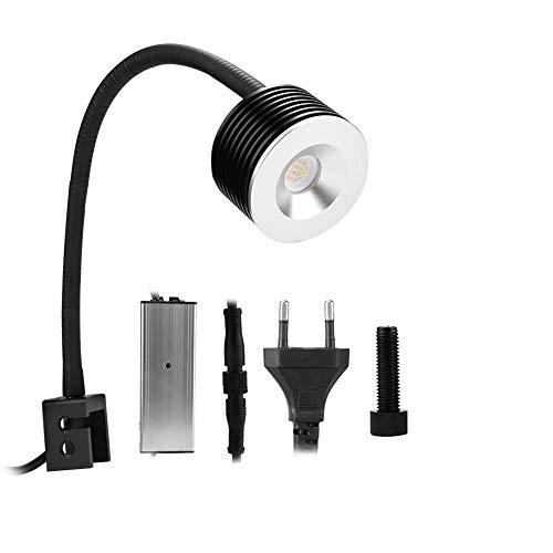 Estink Led-aquariumlamp, 12-16W, visreservoirlamp, zout water, zoetwater, COB, LED-aquariumlicht, voor tropische aquaria, krabbbad