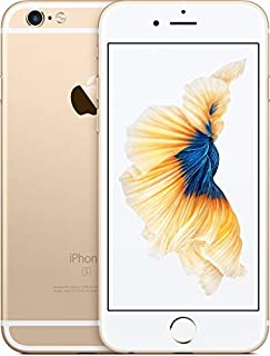 Apple iPhone 6s Plus Apple iPhone 6S Plus with FaceTime - 128GB, 4G LTE, Gold - Gold (Pack of1)