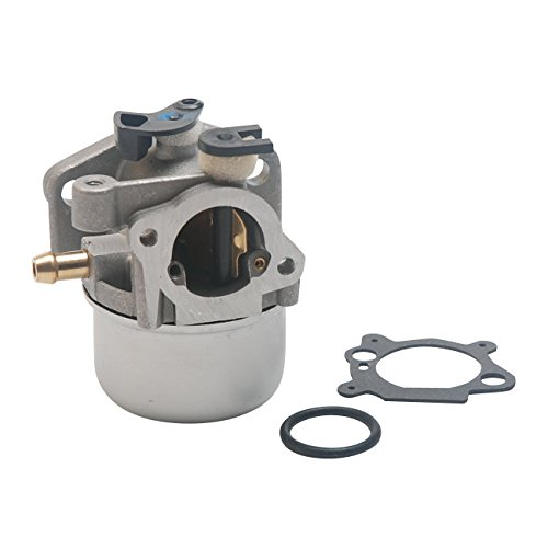 JRL Carburateur Carb Pour Briggs & Stratton 799866 799871, 790845 4-Cycle Carburateur Remplace # 796707 79430 moteur Engine