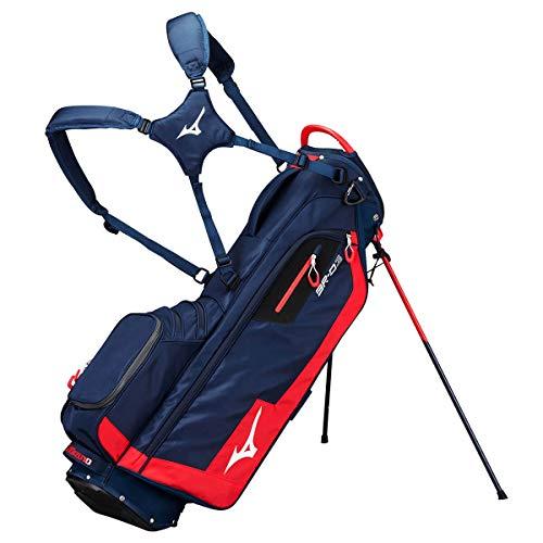 Mizuno Brd3 Stand 2019 Golftasche Unisex one Size Navy Red