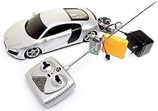 سيارة اودي ار 8 للفتيان مع جهاز تحكم عن بعد من اكس كيو، XQRC18-2