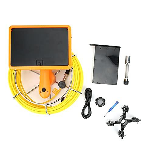 Multi-Nutzer Handheld Endoskop, 1280 x 700 mit Rostfrei Stahl und Glasfaser 7 Zoll Kapazitiv Bildschirm 10 Std Geladen Zeit Pro Ios