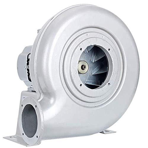 220V Zentrifugalgebläse Aluminiumgehäuse Industrielles Gebläse Saug- und Saugkupfermotor, konstantes Luftvolumen, geräuscharm, 250W370W550W