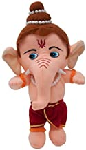 Jack Royal Lord Ganesh Medium Size Premium Quality Cute Soft Toy for Kids - 45 cm (Bal Ganesha)
