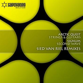 Strings & Guitars / Second Wave (Sied van Riel Remixes)
